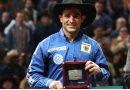 João Ricardo Vieira bate recorde como tricampeão Iron Cowboy PBR