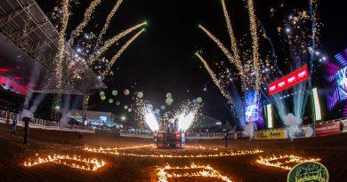 Festa de Americana comemora sucesso junto aos campeões do rodeio
