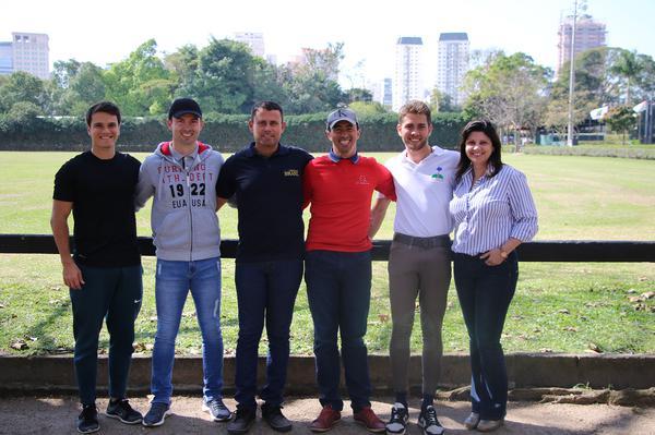 Hipismo brasileiro chega aos Jogos Panamericanos com chances de medalhas